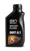 GRO Brake fluid dot 5.1-500ml