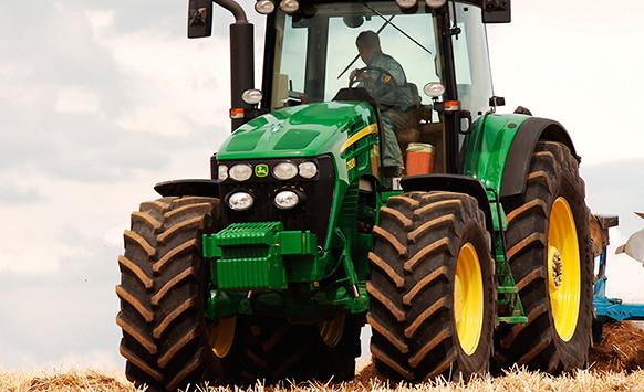 Agricultura y obra pública