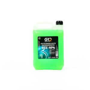 gro anticongelante-refrigerante gcc-10� verde 5l