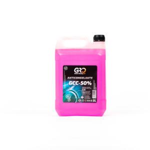 gro anticongelante-refrigerante gcc-50� rosa 5l