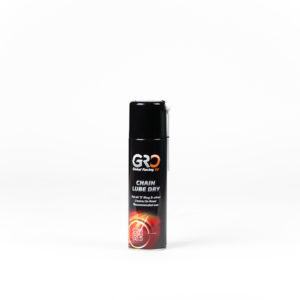 gro chain lube dry spray