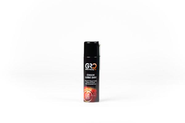 gro chain lube dry spray