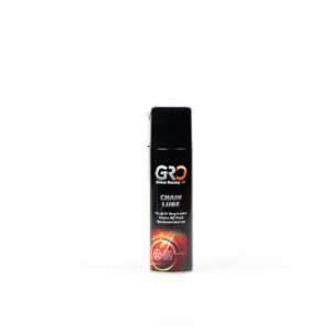 gro chain lube spray