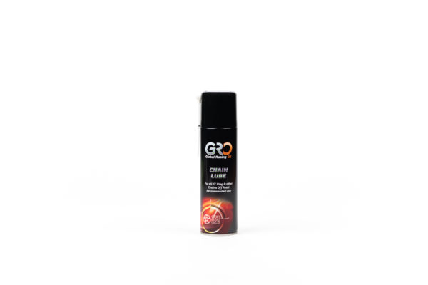 gro chain lube spray