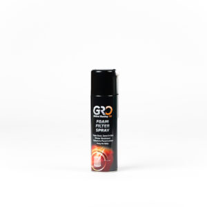 gro foam filter spray