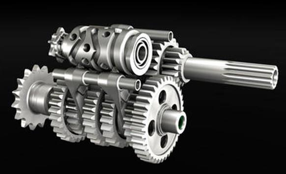 Moto Gear Box